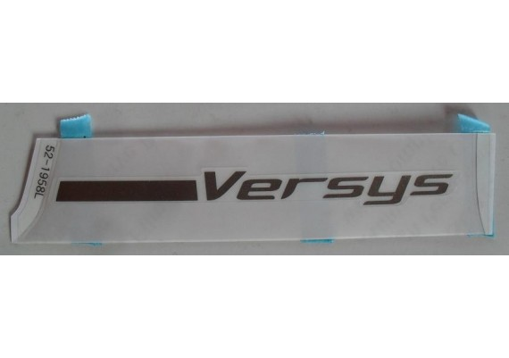 Sticker ER-6 Versys