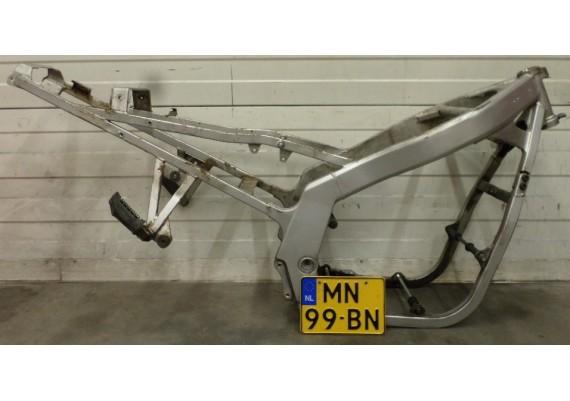 Frame met Nederlands kenteken GS 500 E