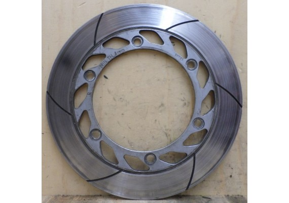 Remschijf rechts voor (1) 4,3 mm. VF 750 F
