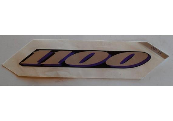 Sticker 56051-1357 ZZR 1100