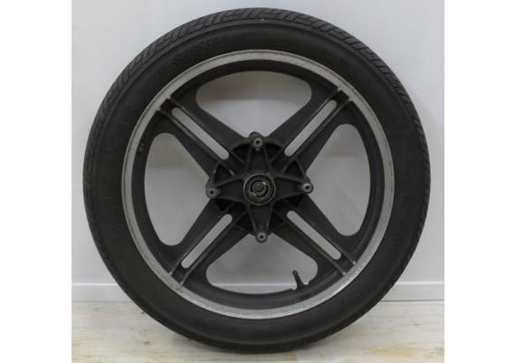 Voorwiel CB 450 S