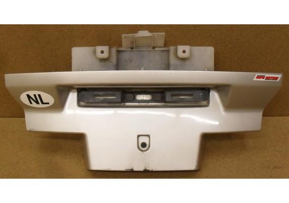 Kentekenplaathouder zilver 80100-MR5-0000 PC 800