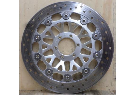 Remschijf voor (1) L/R 4,75 mm. CBR 900 RR