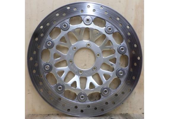 Remschijf voor (2) L/R 4,7 mm. CBR 900 RR