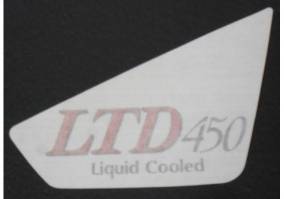 Sticker 56018-1670 LTD 450