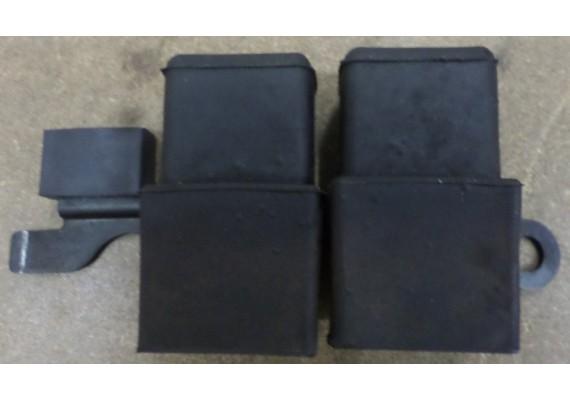 Relais-set 4-pins (set op beugel) CBR 900 RR
