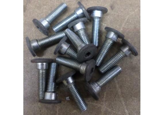 Boutjes remschijven voor (set van 14 stuks) LTD 550 C