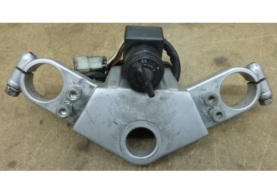 Kroonplaat (2) inclusief contactslot en 1 sleutel GPZ 500 S
