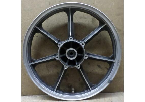 Voorvelg zwart/aluminium (1) J19 x MT1.85 LTD 550 C