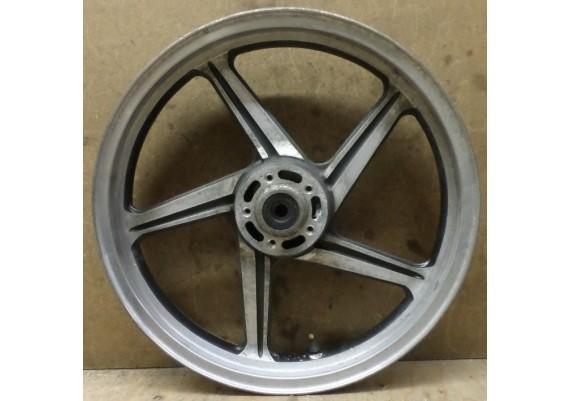 Voorvelg aluminium/zwart (1) J17 x MT2.50 F-1253 ZR 550
