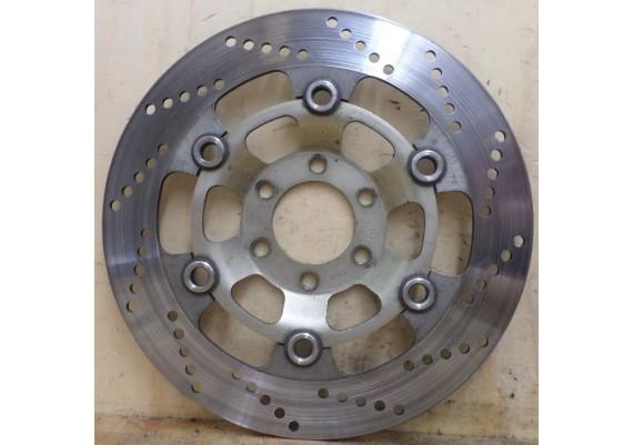 Remschijf rechts voor (1) 4,65 mm. GSX 1100 F