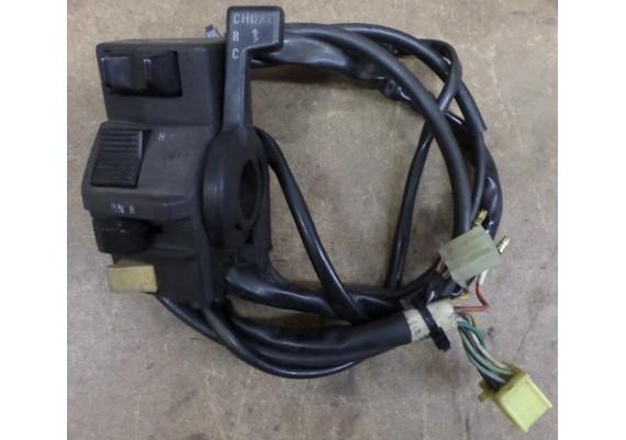 Stuurhelftschakelaar links inclusief choke en chokekabel GSX 1100 F