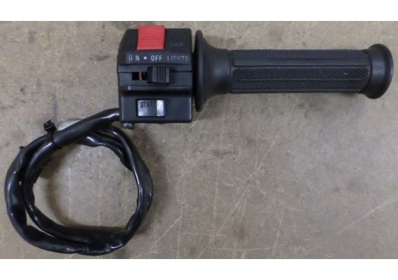 Stuurhelfschakelaar rechts / gasunit GSX 1100 F