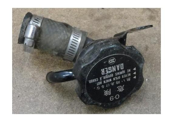 Vuldop koelvloeistof XJ 700 X