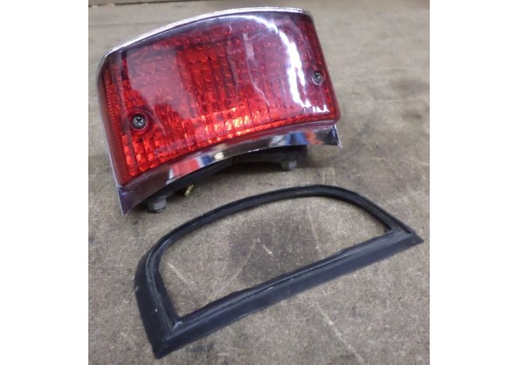 Achterlicht inclusief rubber CMX 250