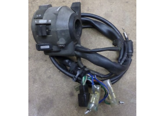 Stuurhelftschakelaar links inclusief chokehevel en chokekabel CMX 250