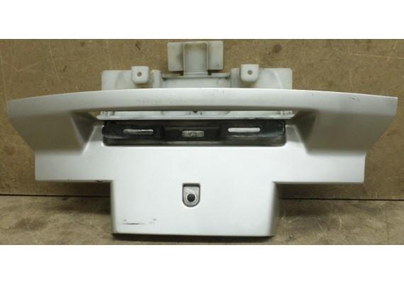 Kentekenplaathouder zilvergrijs (3) 80100-MR5-0000 PC 800