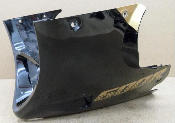 Onderkuip zwart GPZ 600 R