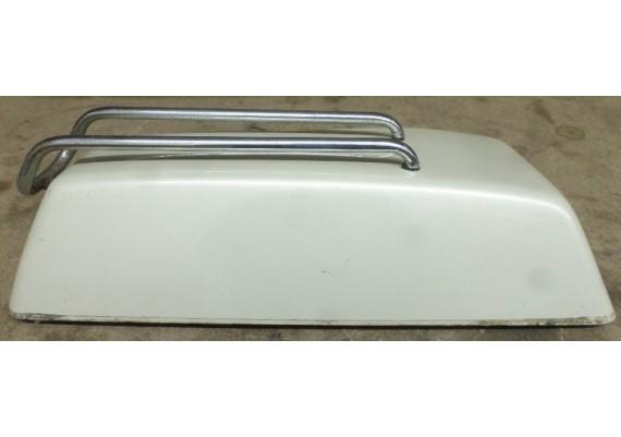 Kofferbakdeksel links parelmoerwit (1) inclusief beugel GL 1200 SEI