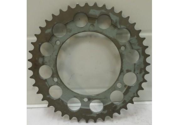 Achtertandwiel aluminium 43 tands AFAM 11602-43 RVF 400 RR NC35 / VFR 750 R RC30