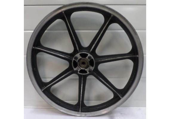 Voorvelg zwart/aluminium (1) J19 x MT1.85 LTD 440