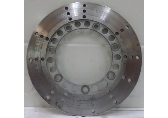Remschijf voor (2) 4,85 mm. VN 750
