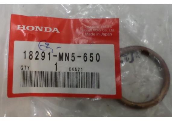 Koperen ring 18291-MN5-650 Honda alg.
