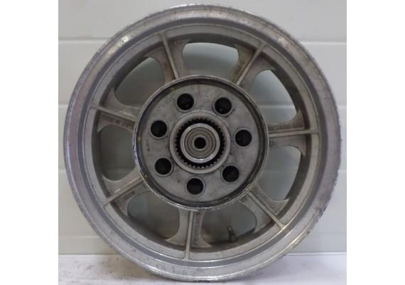 Achtervelg aluminium (1) J15 x MT3.50 VN 750