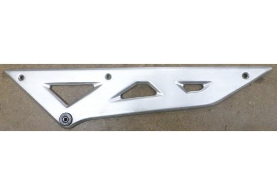 Zijkuipdeel links onder zilver (1) staal GSX 750 F