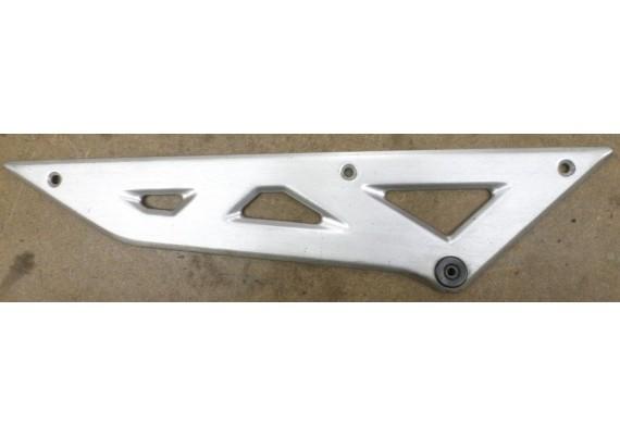 Zijkuipdeel rechts onder zilver (1) staal GSX 750 F