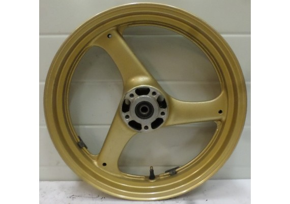 Voorvelg goud (1) J17 x MT3.00 GSX 600 F