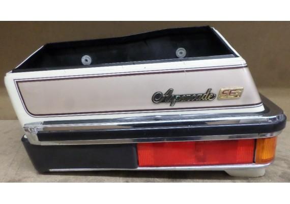 Kofferbak links parelmoerwit (2) inclusief sierlijst en verlichting GL 1200 SEI