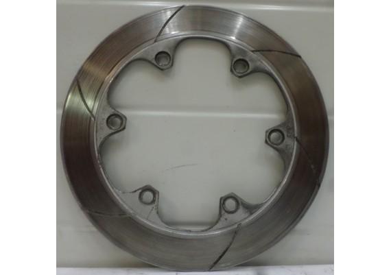 Remschijf links voor (1) 4,4 mm. VF 1000 F