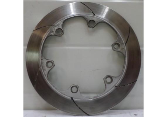 Remschijf rechts voor (1) 4,5 mm. VF 1000 F