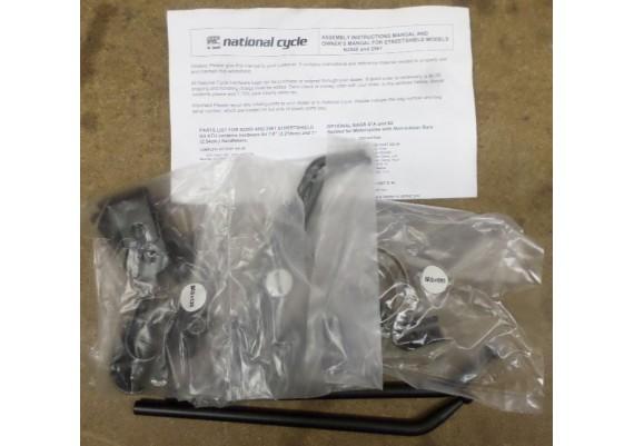 Montageset (8) National Cycle N2560 N 2561