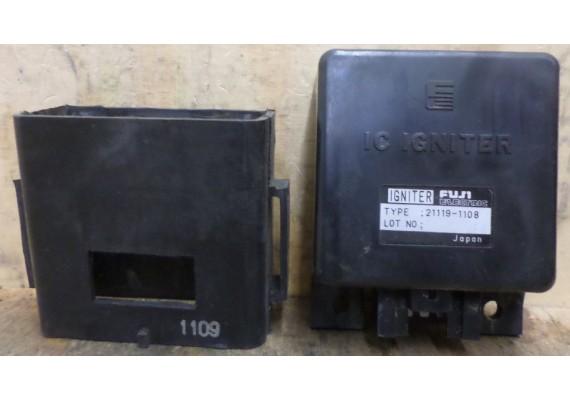 CDI-kastje 21119-1108 inclusief rubber ZN 750 LTD
