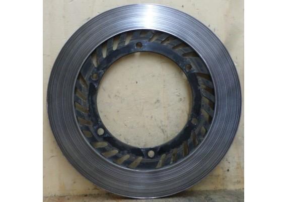 Remschijf achter (1) geventileerd 8,1 mm. XJ 900 Seca