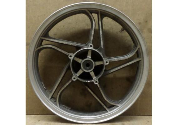 Voorvelg zwart/aluminium (1) J18 x MT2.15 ZN 750 LTD