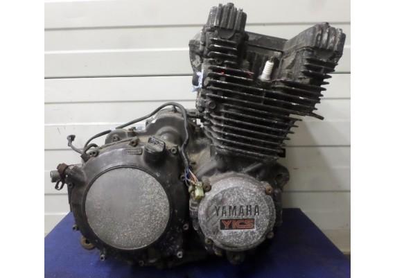 Motorblok (84766 km.) XJ 900 Seca