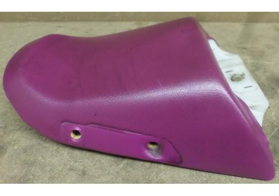 Buddyseat / zadel achterste deel paars (2) GSX 600 f