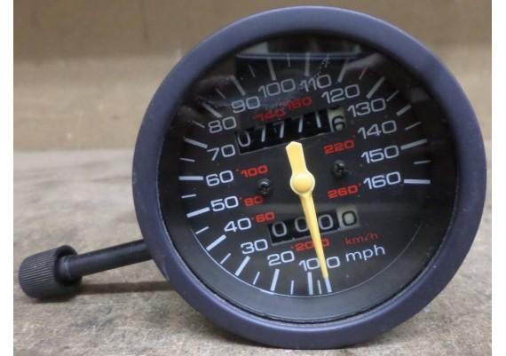 Kilometerteller / snelheidsmeter (7771 ml.) GSX 600 F
