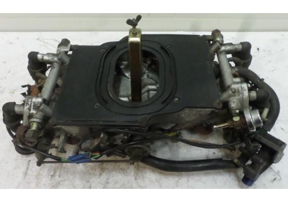 Inlaatspruitstuk / gasklephuis / injectoren enz. (zie foto's) GL 1200 SEI