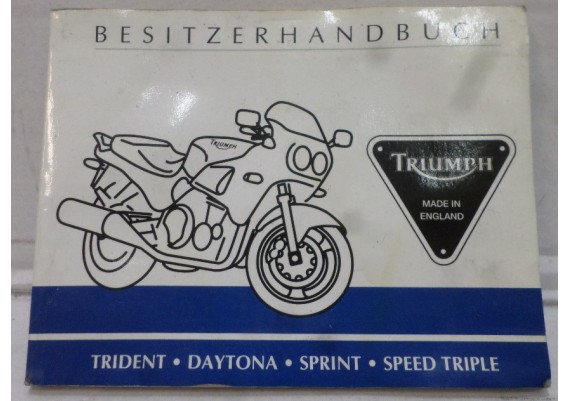 Instructieboekje / handleiding 3854216 Sprint 900