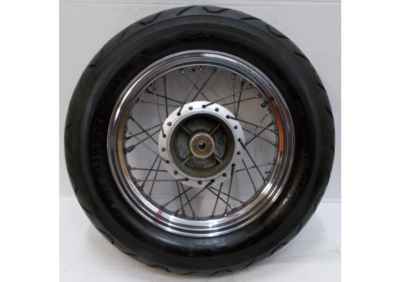 Achterwiel (velg + band) CMX 250 Rebel
