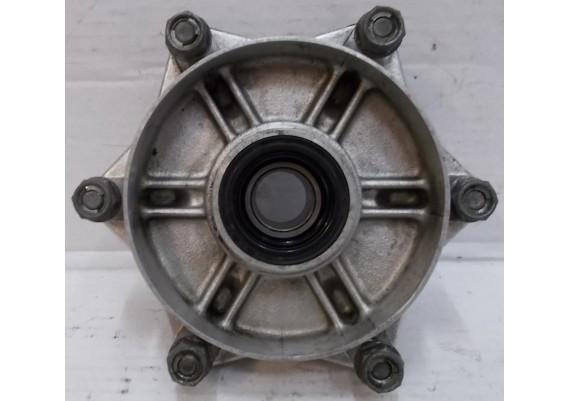 Tandwieldrager inclusief moeren CBR 900 RR SC44