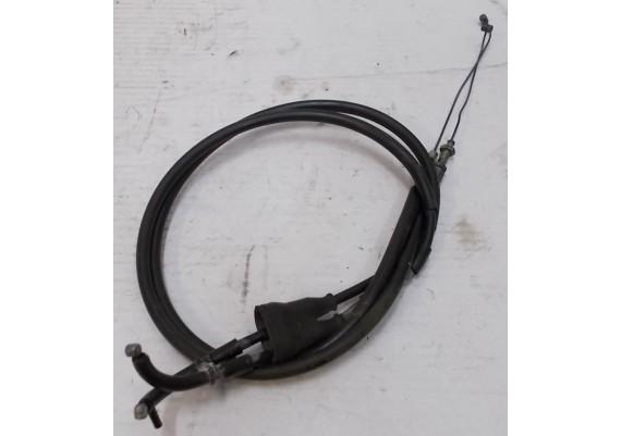 Gaskabels (set) TDM 850 3VD