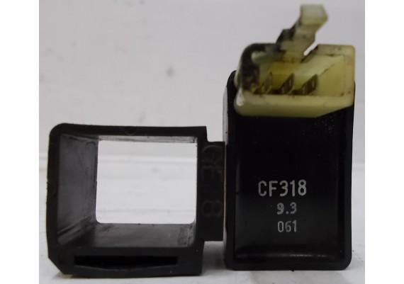 Brandstofpomprelais CF318 9.3 inclusief rubber PC 800