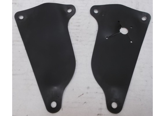 Rubber flappen topkuip (set) CBR 600 F PC25
