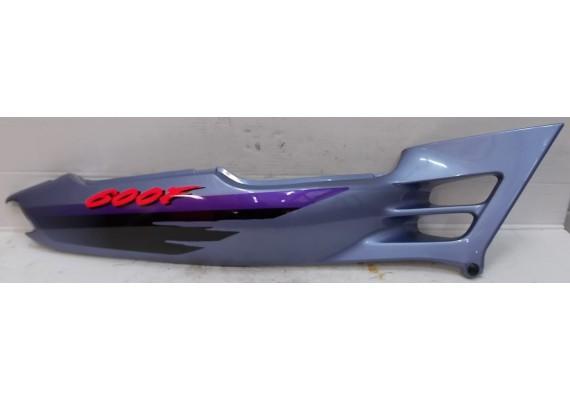 Achterkant / kont rechts paars-zwart-rood (1) 83610-MV9-0000 CBR 600 F PC25