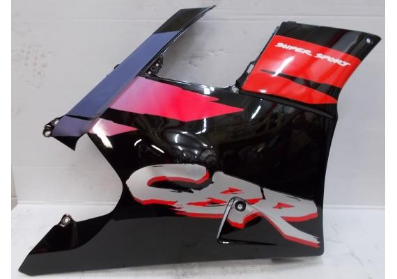Zijkuipdeel rechts zwart/paars/rood/zilver (1) 64300-MV9-0000 CBR 600 F PC25